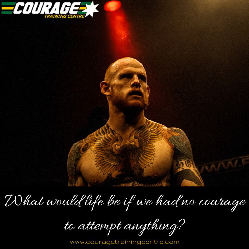 "10 Reasons why courage isn't your ""average"" Martial arts and Fitness Gym."